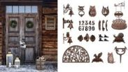 Decorative Door Accessories