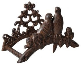 Cast iron Hoseholder Birds