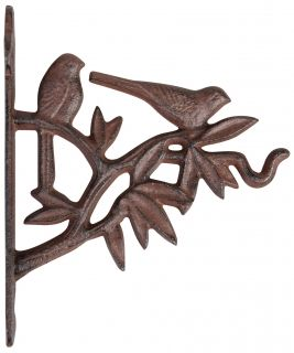 Cast iron Bird Silhouette Hook