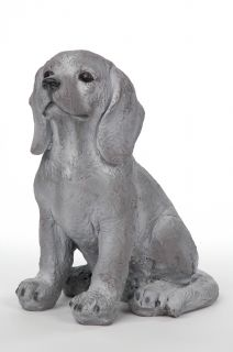 House2Home Dekoratif Heykelcik - Oturan köpek