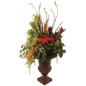 French urn high 35cm