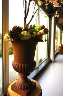 French urn high 70cm