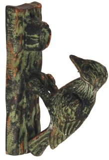 Doorknocker woodpecker