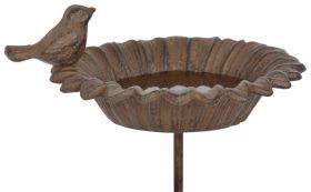 House2Home Antik Döküm Koleksiyon - Kuş Yemliği / Suluğu