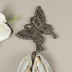 Cast iron Single hook butterfly