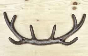 Antler Coat Hook small
