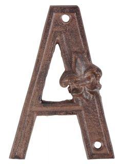 House2Home Antik Döküm Koleksiyon - Kapı Numarası - 0