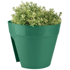 Balcony Saddle Flower Pot