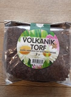 Plant care Volcanic torf
