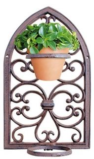 Cast iron Windowframe with potrings