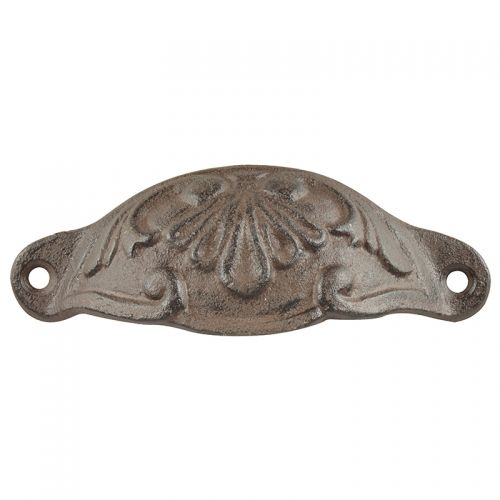 Cast iron Drawer pull