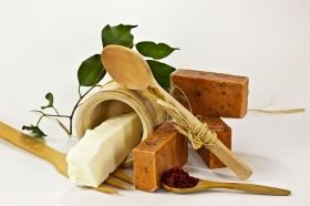 Handmade Natural Olive Soap