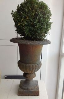 French urn high 45cm
