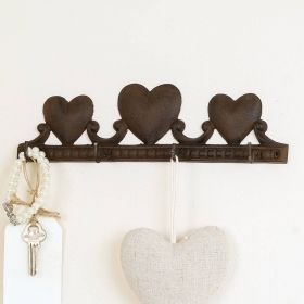 House2Home Hook hearts