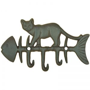 Cats  coat hook, Cat theme Hanger